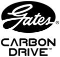 Gates Carbon Drive – Zweizeiliges Logo