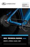 Gates Carbon Drive – Technisches Handbuch