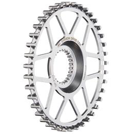 CDX:EXP前齿盘,适用于自行车的pinion变速箱盖茨碳纤维皮带驱动系统