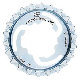 Gates Carbon Drive CDC hintere Riemenscheibe für riemengetriebene Fahrräder